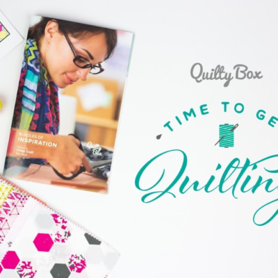 Quilty Box March 2019 Spoiler + Coupon!
