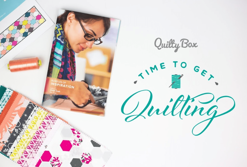 Quilty Box May 2019 Spoiler + Coupon!
