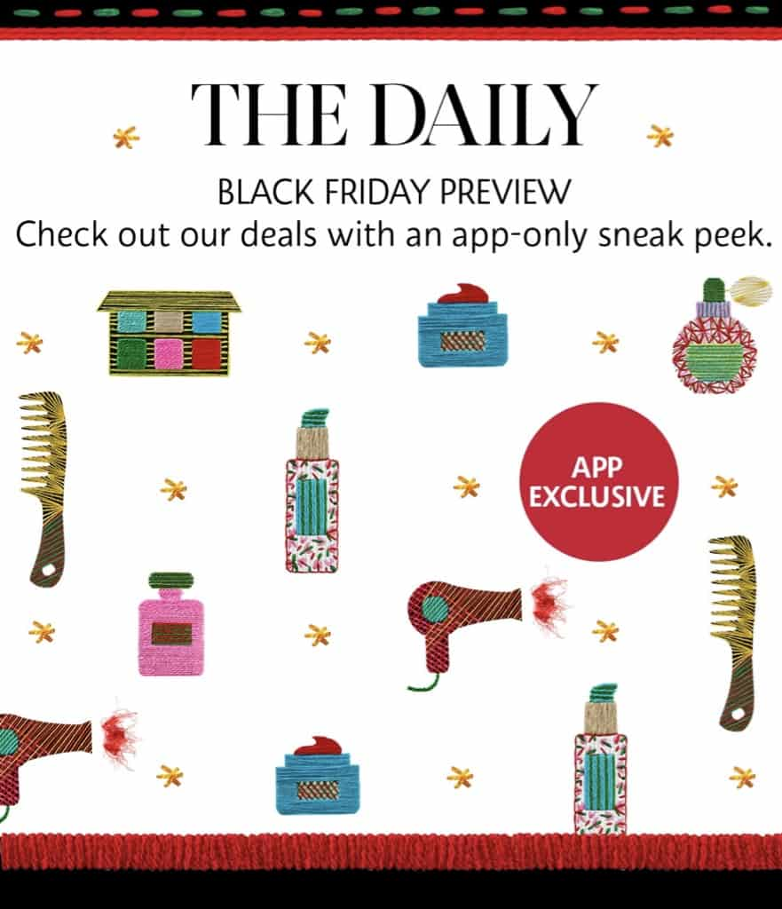 Sephora Black Friday 2018 Preview!