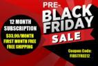 Home Made Luxe Pre-Black Friday 2018 Coupon: First Month FREE on Annual Subscription!