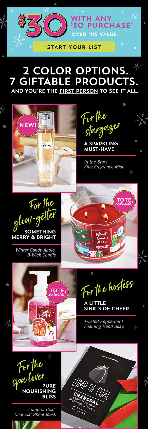 Bath Amp Body Works Black Friday 2018 Vip Tote Available Now