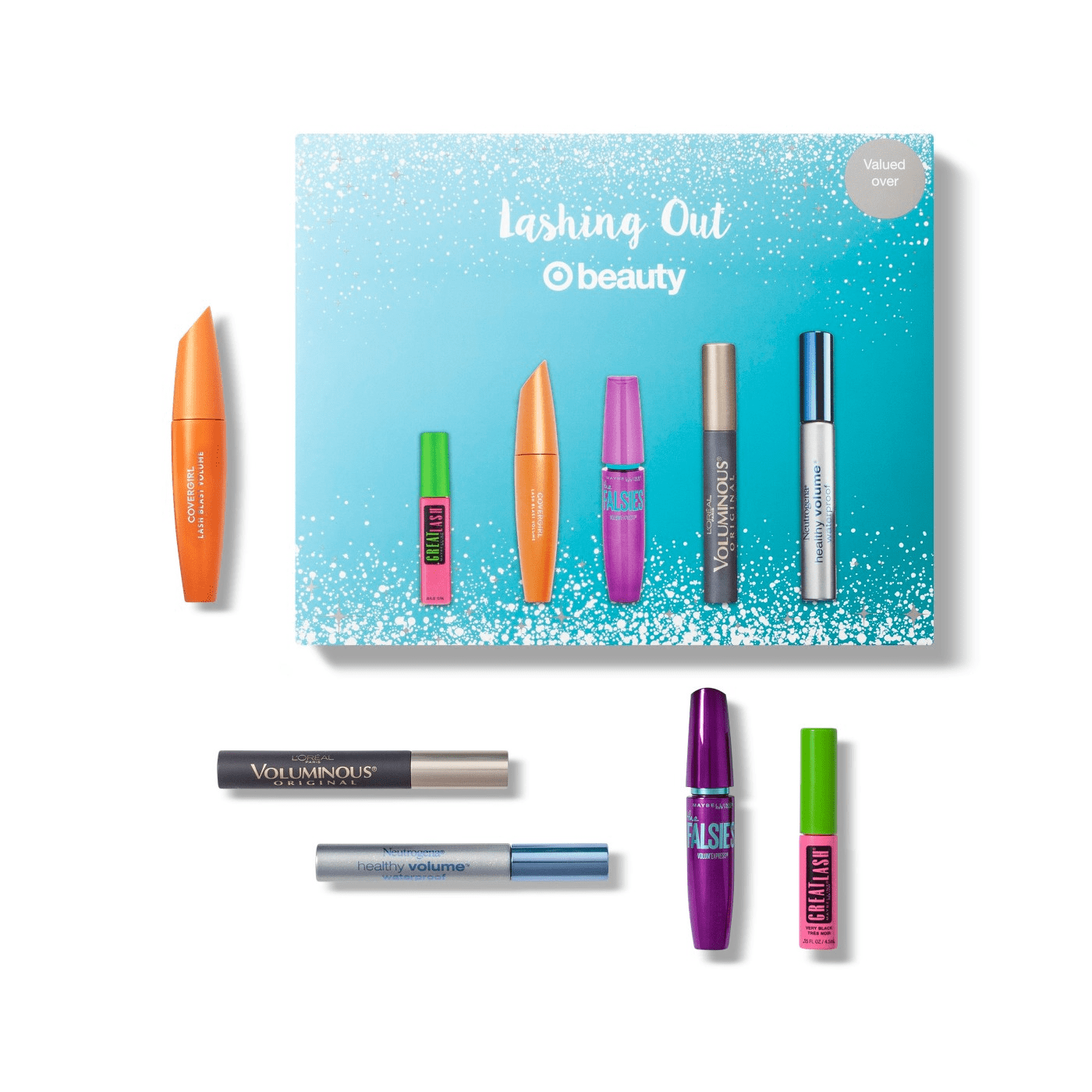 Target Holiday Beauty Box Best of Mascara Box Available Now!