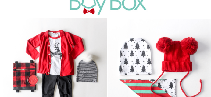 The Boy Box Black Friday 2018 Coupon: Save 50% On Your First Box!