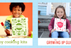 Kidstir Happy Cooking Kits + Kidstir Growing Up Guides Coupon: Get Free Bonus Pack with Annual Subscription! LAST FEW DAYS!
