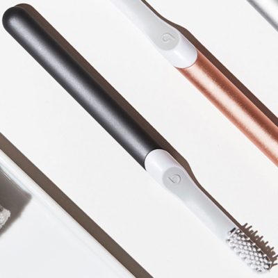 Quip Toothbrush Valentine's Day Deal: FREE Priority Shipping For Bundles!