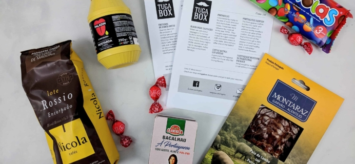 Tuga Box Subscription Box Review – October 2018