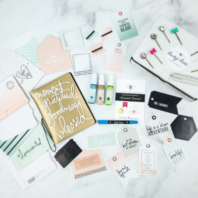 Busy Bee Stationery Cyber Monday Deal: Take 20% off your first box!