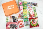 Tokyo Treat December 2018 Subscription Box Review + Coupon