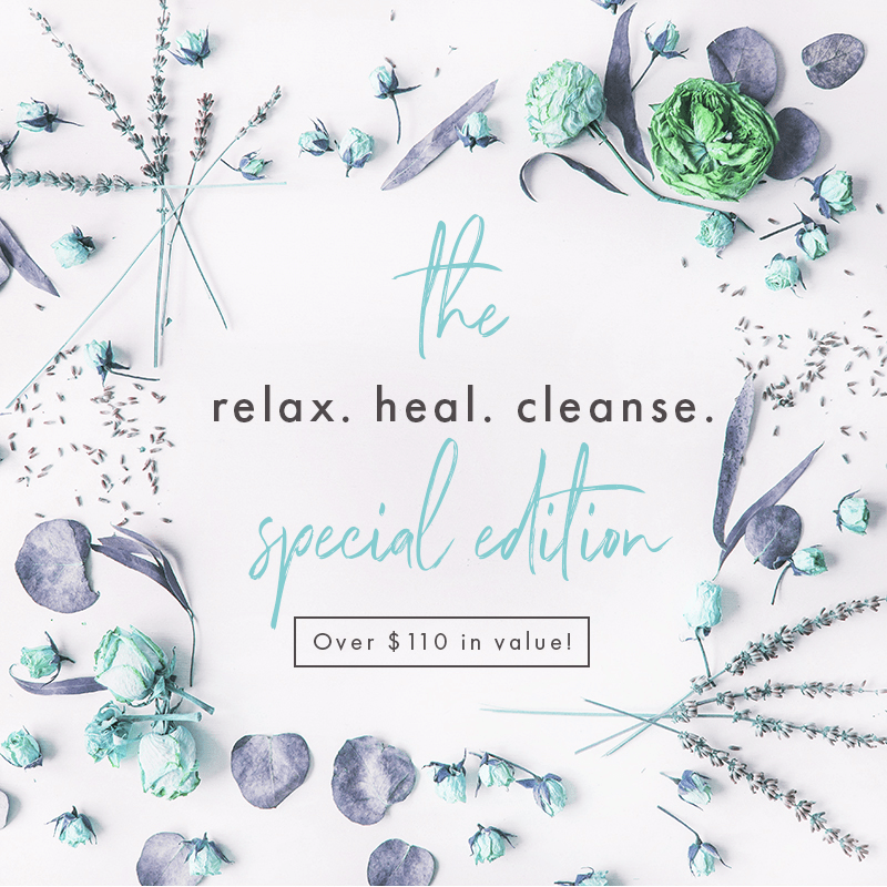 "Bombay & Cedar ""Relax. Heal. Cleanse."" 2018 Special Edition Box Available Now + Full Spoilers & Coupon!"