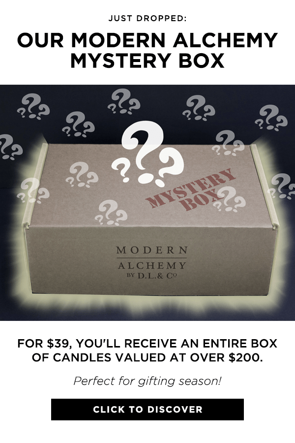 DL & Co Modern Alchemy Mystery Box Available Now