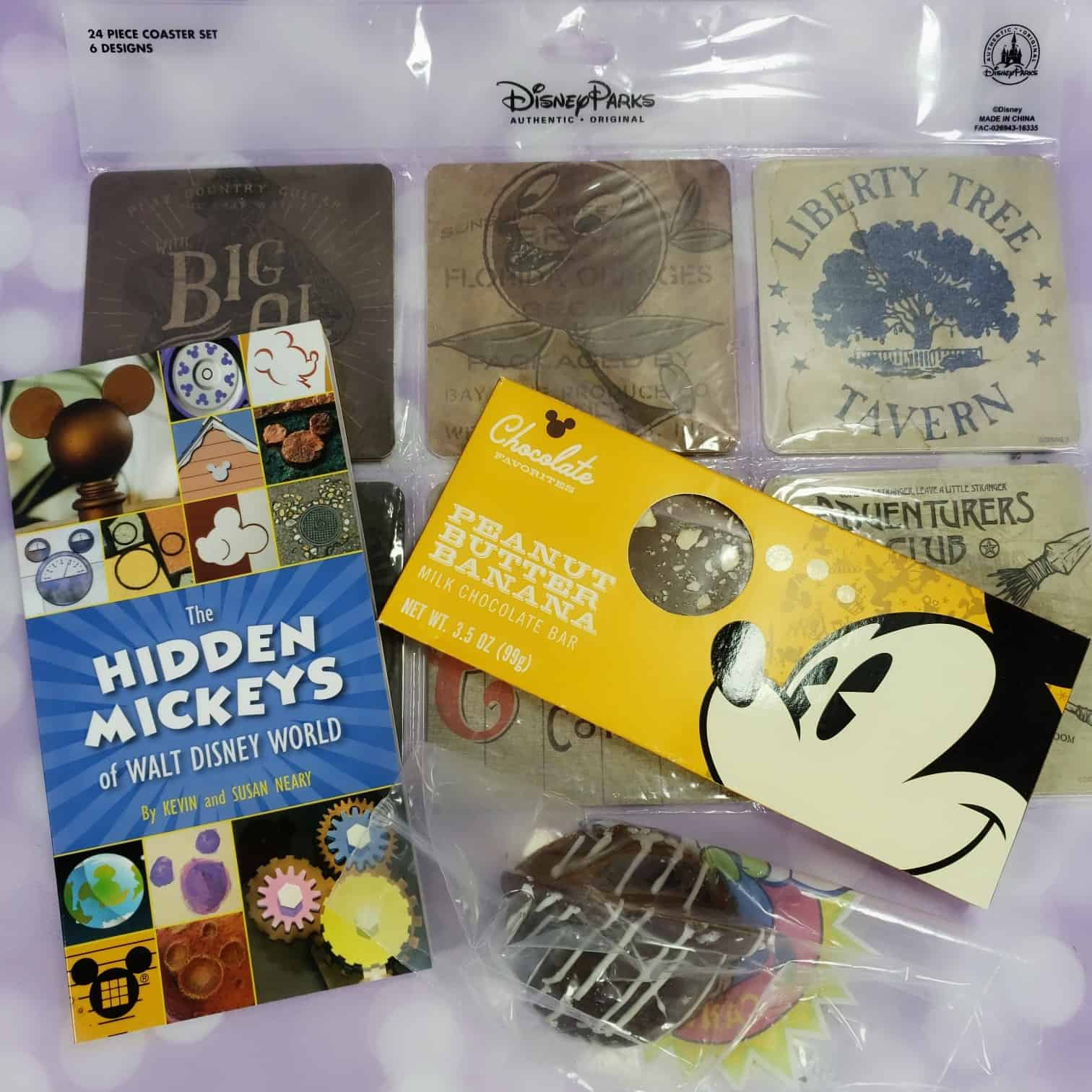 Mickey Monthly Subscription Box Review + Coupon – October 2018