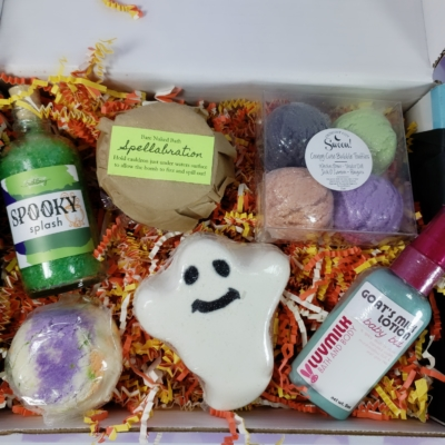 Bath Bevy October 2018 Subscription Box Review + Coupon