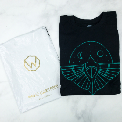 Wohven T-Shirt Subscription Review – November 2018
