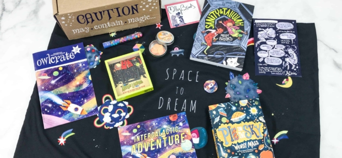 OwlCrate Jr. November 2018 Box Review & Coupon