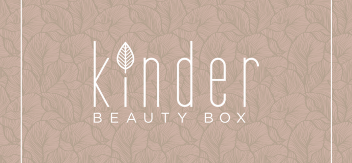Kinder Beauty Box September 2019 Full Spoilers + Coupon!