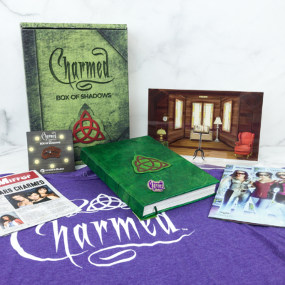 Charmed: The Box of Shadows October 2018 Subscription Box Review
