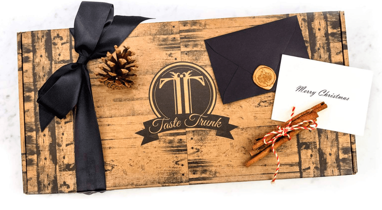 Taste Trunk Cyber Monday Deal: Save 20% OFF!