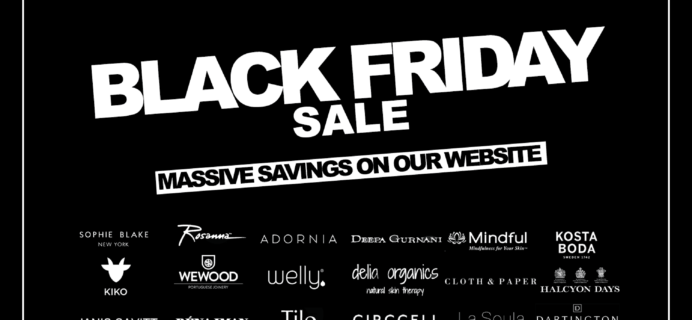 Luxor Box 2018 Black Friday Sale is Coming Soon! Up to 80% Off On Selected Items!