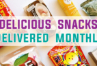 Daebox Korean Snacks Subscription Cyber Monday 2018 Coupon: 15% Off First Box!