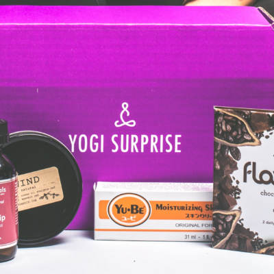 Yogi Surprise Sale: Get a Mystery Past Box As Your First Box & Just Pay $29.99!