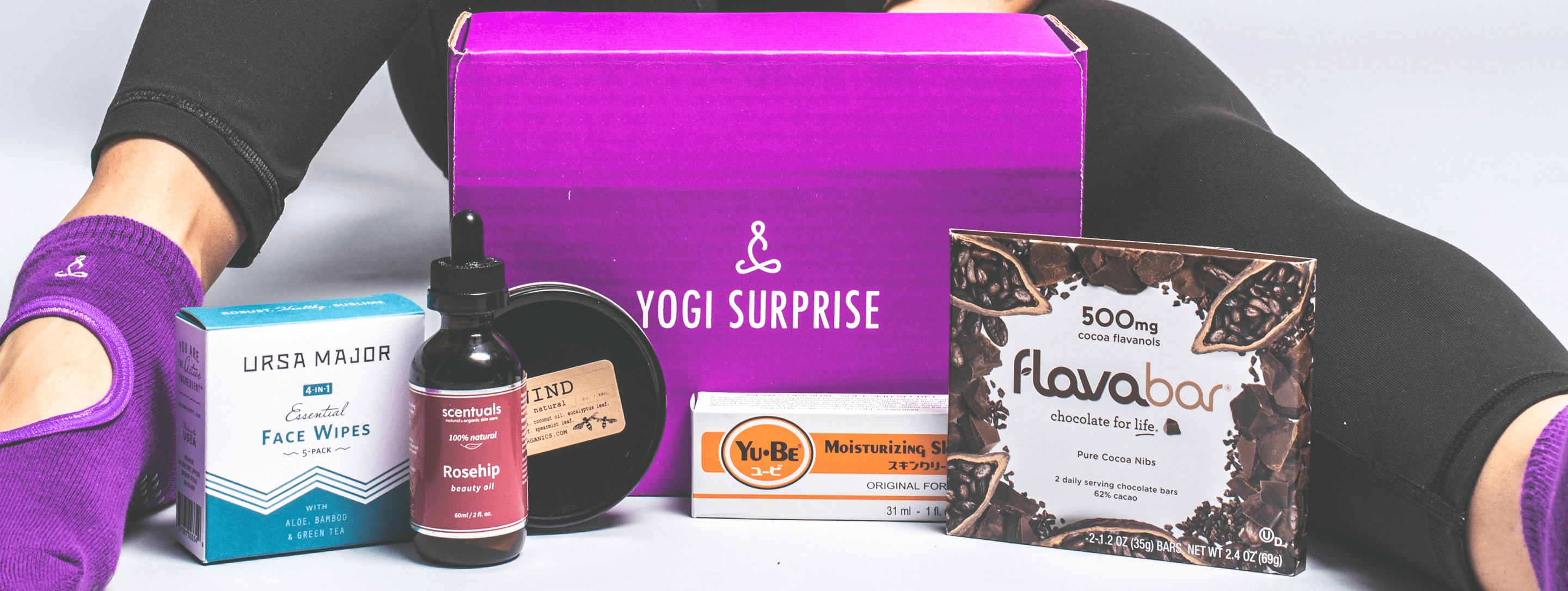 Yogi Surprise Cyber Monday Coupon: Free Extra Box with all Yogi Surprise Subscriptions!