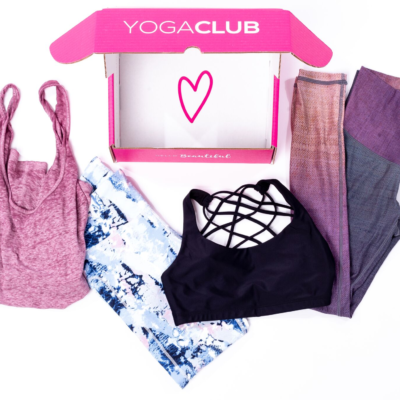 YogaClub Black Friday 2019 Deal: Black Friday Mystery Bundles!