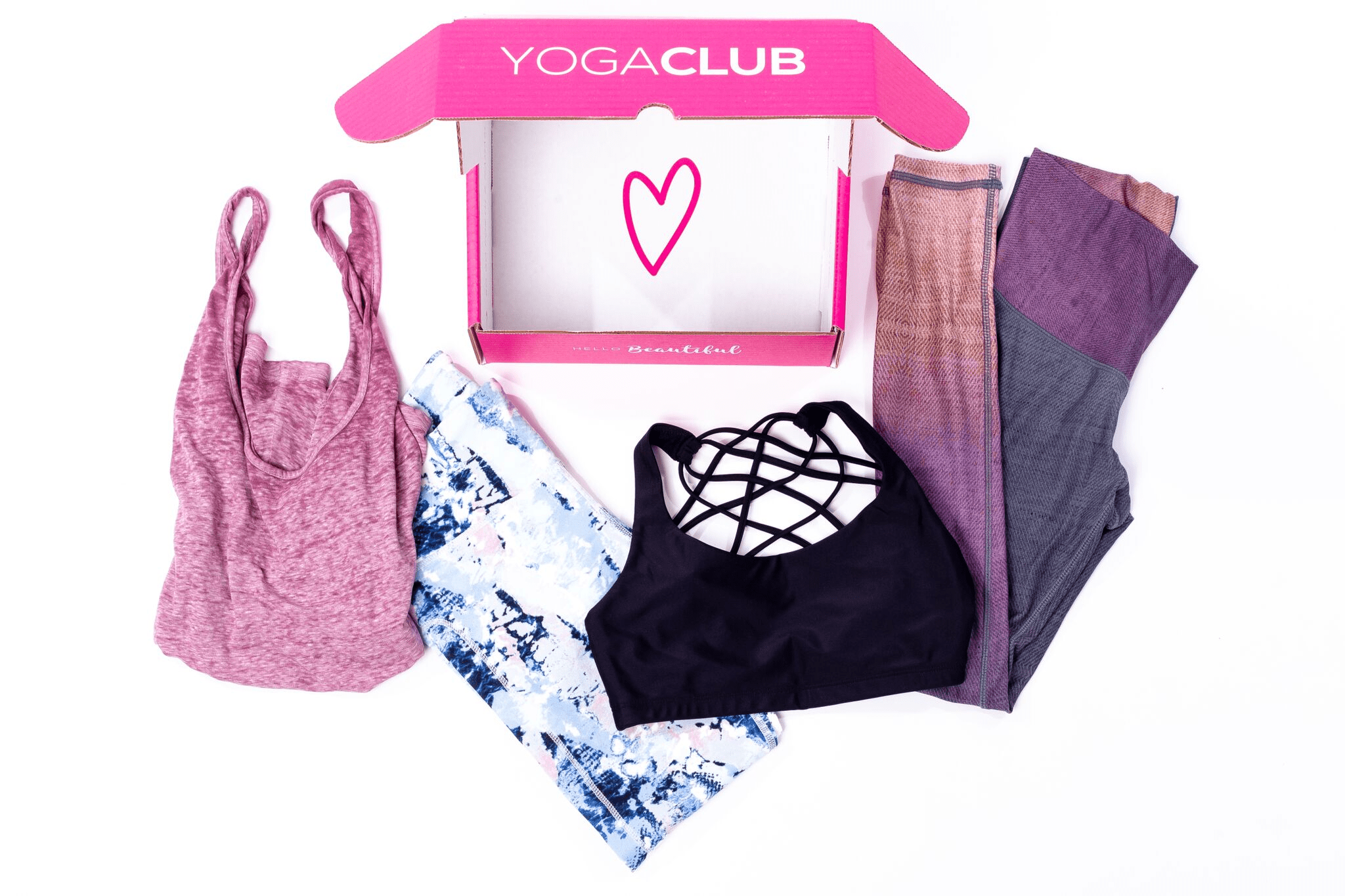 YogaClub Holiday Sale: Mystery Bundles Are Back!