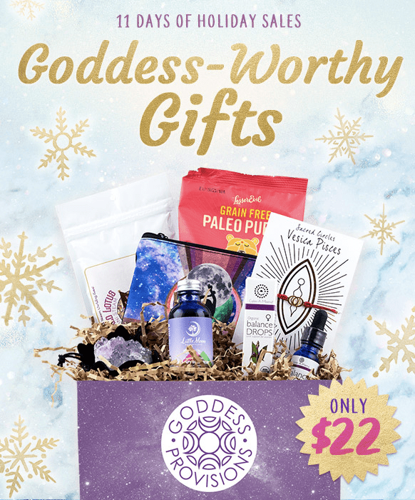 Goddess Provisions Cyber Week Sale: Special Edition Yoni Box Now $22!