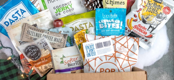 Vegan Cuts Pre Cyber Monday 7 Days of Holiday Sales: Day 2 -Ultimate Vegan Snack Haul for $29!