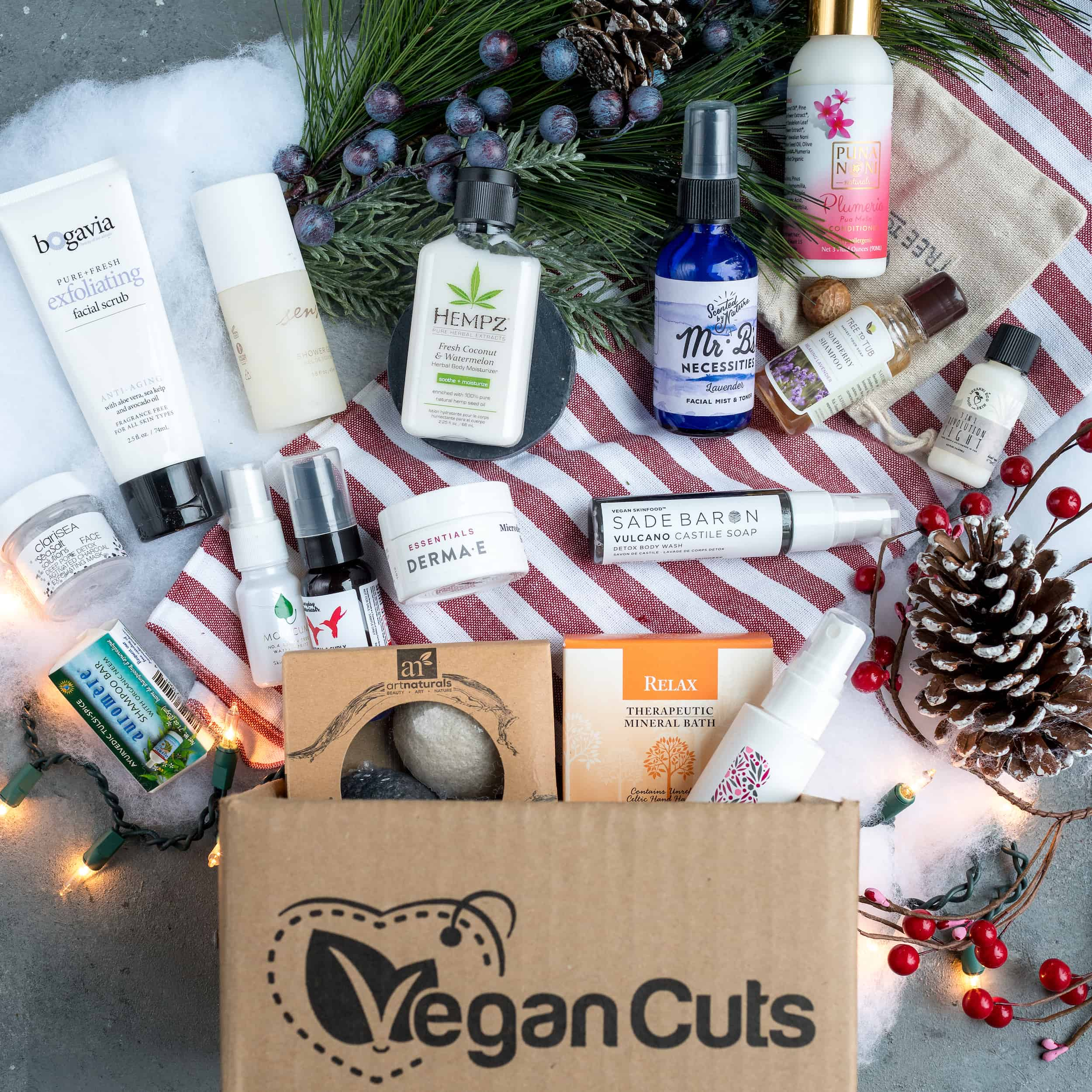 Vegan Cuts Pre Cyber Monday 7 Days of Holiday Sales: Day 1 – Rejuvenate Beauty Haul for $32!