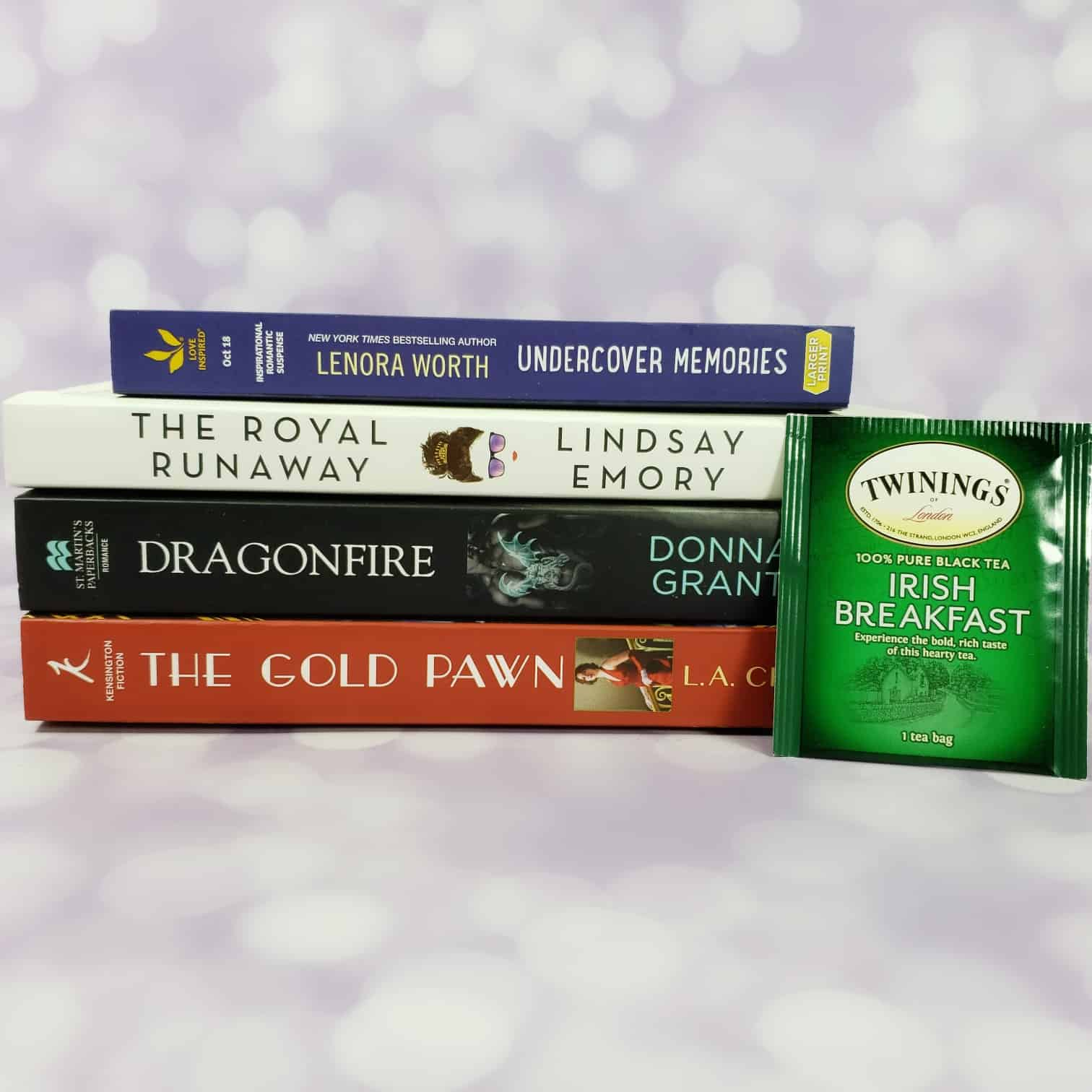 Fresh Fiction Box October 2018 Subscription Box Review + Coupon