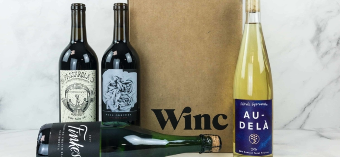 Grab These Cyber Monday Savings From Winc: Save $30 On First Box of Wine!