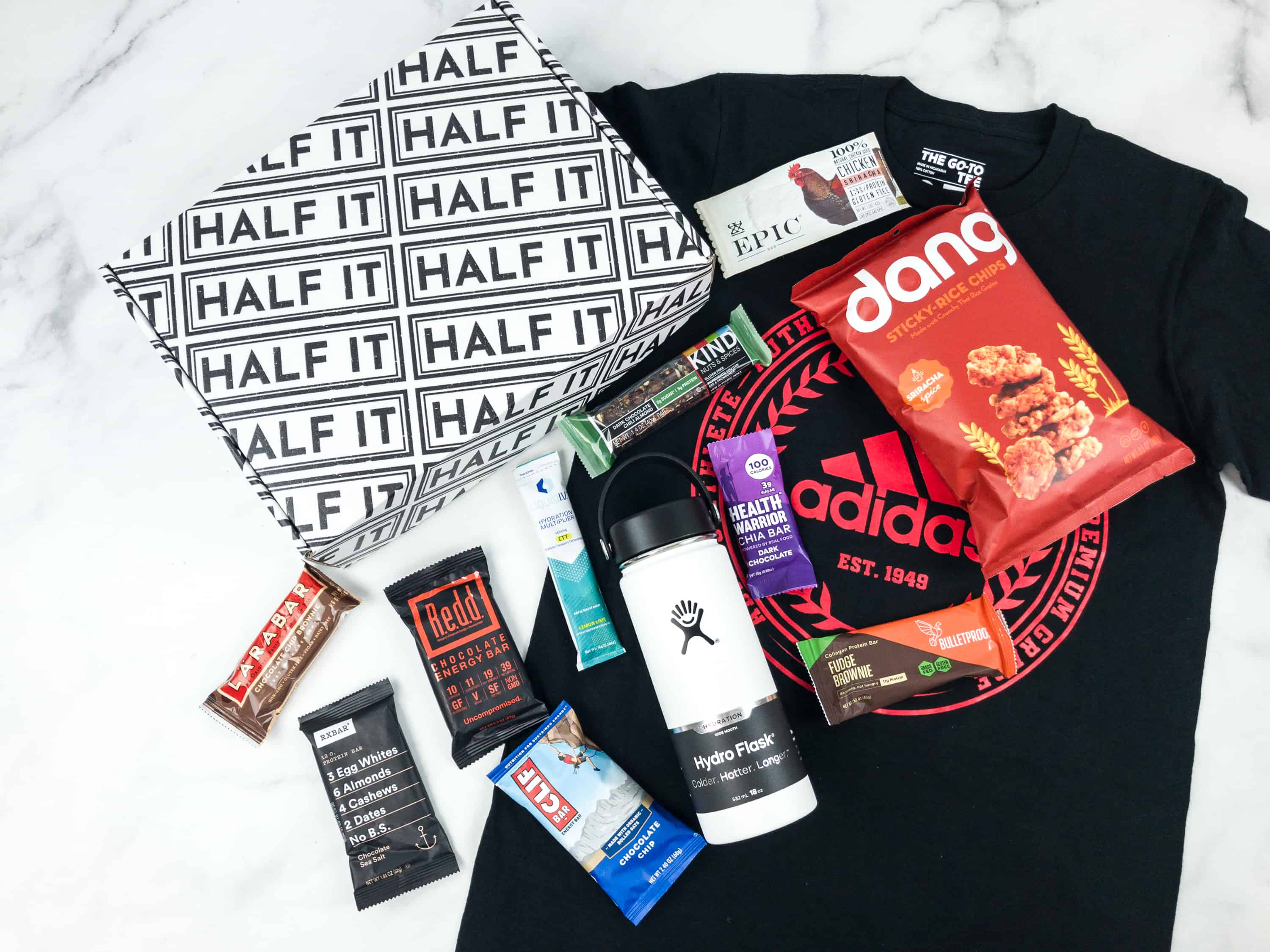 Half It November 2018 Subscription Box Review + Coupon
