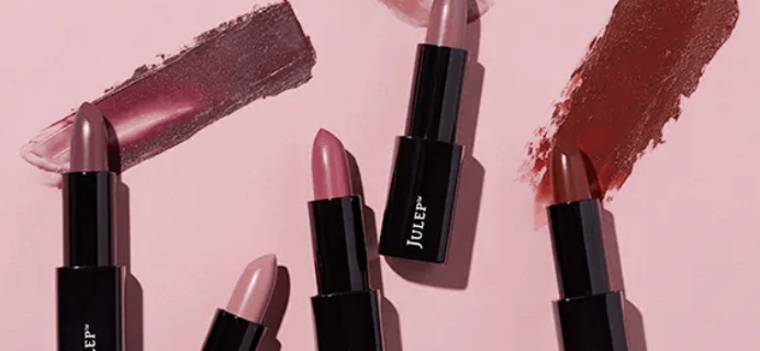 Julep Beauty Box January 2019 Selection Time!