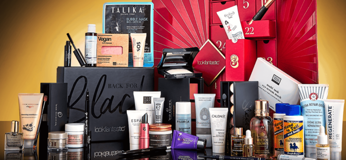 Look Fantastic Black Friday 2018 ULTIMATE Black Friday Bundle Available Now + Coupon!
