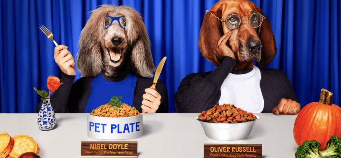PetPlate Black Friday Coupon: Save 40% Off Your First Two Boxes!