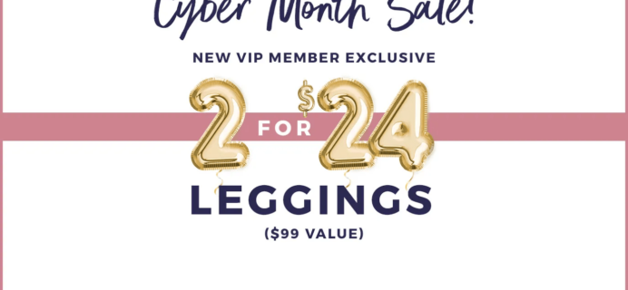 Fabletics Black Friday Sale: 50% off everything!
