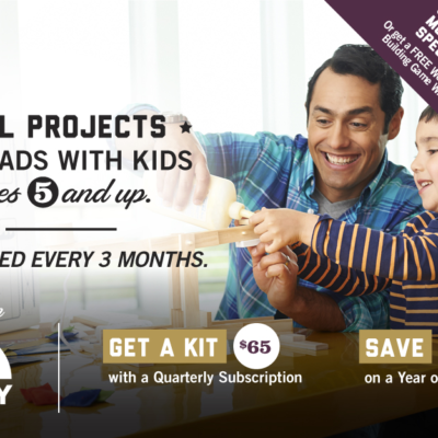 Cooper & Kid Cyber Monday Deal EXTENDED – 30% Off First Box!