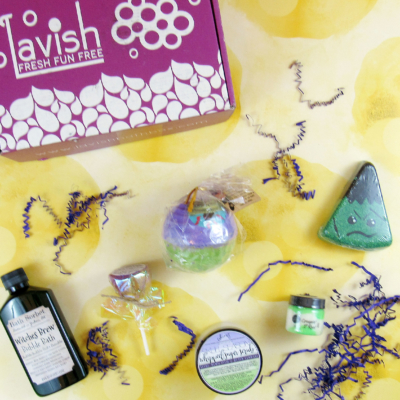 Lavish Bath Box October 2018 Subscription Box Review