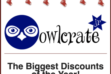 OwlCrate Jr. Black Friday 2019 Coupons: Save Up To $27 on Subscriptions!