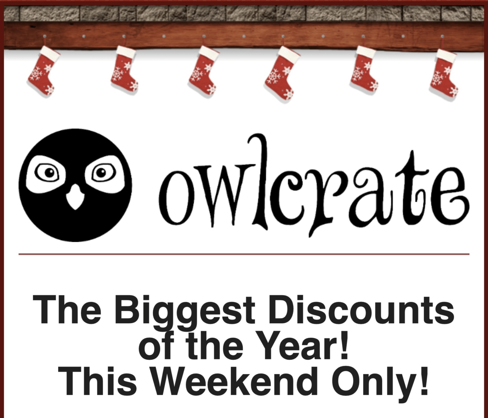 OwlCrate Black Friday Deals Start Now! Save Up To $27 on Subscriptions!
