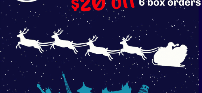 Little Global Citizens Holiday Coupon: Get $20 Off 12 Month Prepay Plan!