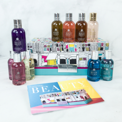 Look Fantastic x Molton Brown Limited Edition Box Review