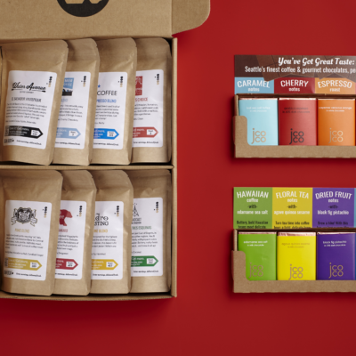 Bean Box Coffee Valentine's Day Sale: Get 15% off $60 Orders!
