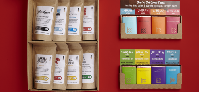 Bean Box Coffee Black Friday Sale: 20% off $60 Orders!