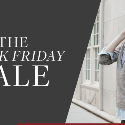 Elizabeth & Clarke Black Friday Sale! 50% Off Past Items!