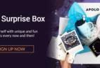 Apollo Surprise Box Coupon: Get $10 Gift E-Card With Any Subscription!