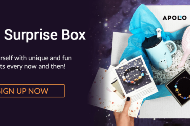 Apollo Surprise Box Holiday Coupon: Get 15% Off Sitewide + FREE Shipping!