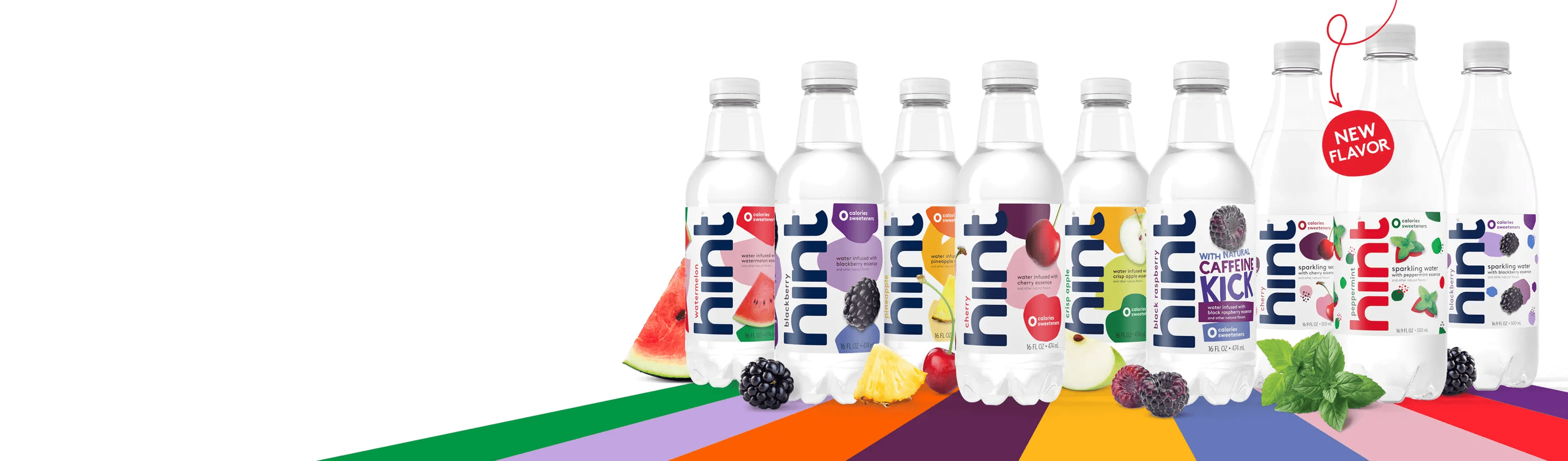 Hint Water Cyber Monday Coupon: Up to 30% Off Cases!