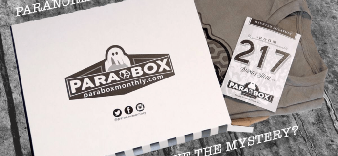 Para-Box Black Friday Deal: Save 35% on Subscriptions!